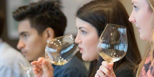 WSET Wine Education Week - Tasting Wines Around The World
