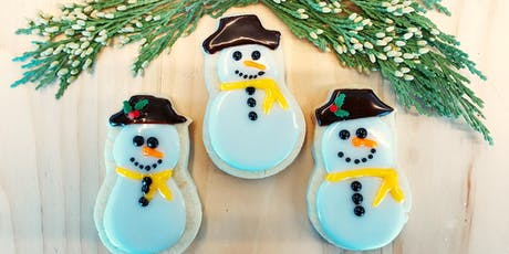 Christmas Cookie Class 2 tickets