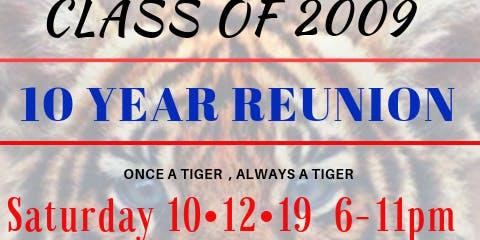 McKeesport Class of 2009 10 year reunion