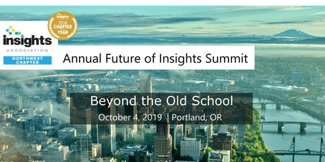 Annual Future of Insights Summit - Northwest tickets
