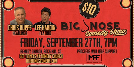 Big Nose Comedy Show tickets