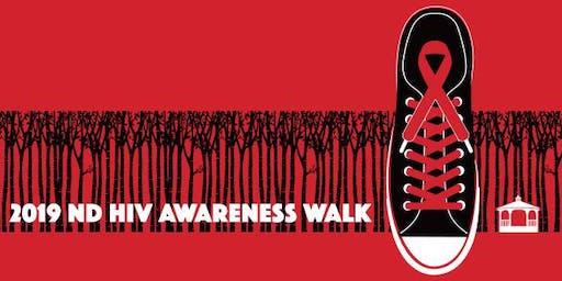 North Dakota HIV Awareness Walk