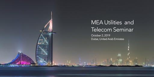 Esri MEA (Middle East and Africa)Utilities and Telecom Seminar