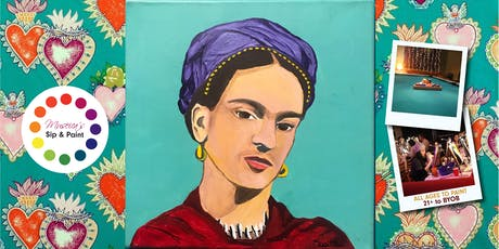 Museica's BYOB Sip & Paint - Frida  tickets