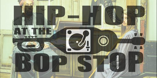 Hip-hop at the Bop Stop - feat Kuf Knotz and Christine Elise