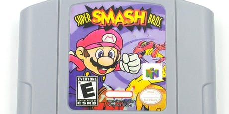 Super Smash Brothers N64 Tournament at Decades tickets