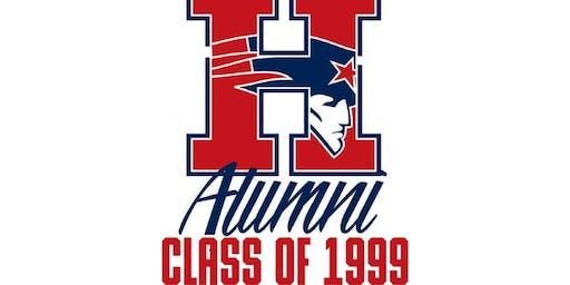 Homewood High School Class of 1999 20 Year Reunion