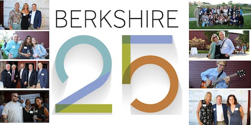 The Berkshire 25 Reception and Ceremony