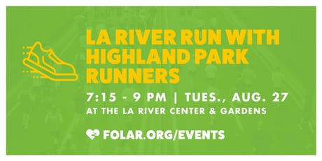 LA River Run with Highland Park Runners tickets