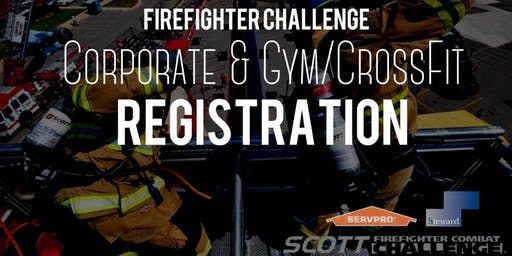 Scott Firefighter Combat Challenge Corporate & Gym/CrossFit Registration
