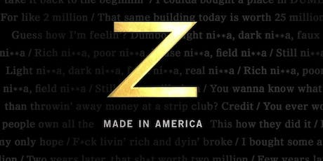 Jay-Z : Made in America With Michael Eric Dyson tickets