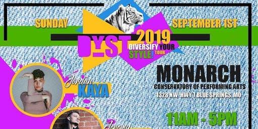 TigerStyle! Crew Diversify Your Style Tour Kansas City, MO- 09/01/2019