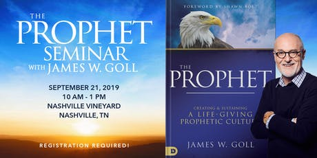 THE PROPHET SEMINAR tickets