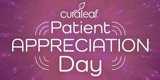 Curaleaf Plattsburgh August Patient Appreciation Days