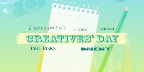 Creatives' Day at 3675 Market  tickets