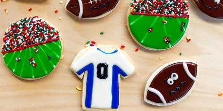 Super Bowl Cookies tickets