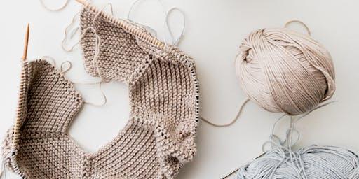 Knitting 101 with Smashlee Stitches