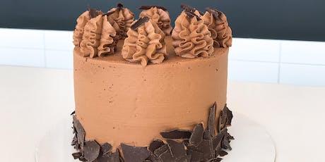 Vegan Chocolate Lovers Cake tickets