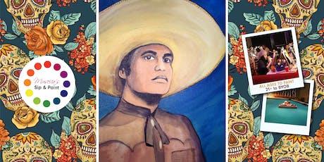 Museica's BYOB Sip & Paint - Juan Gabriel! tickets