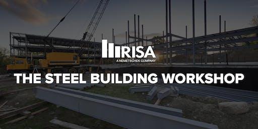 RISA Steel Building Workshop - Long Beach, CA