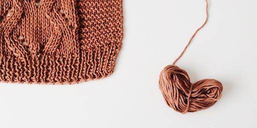 Knitting 101 for Kids