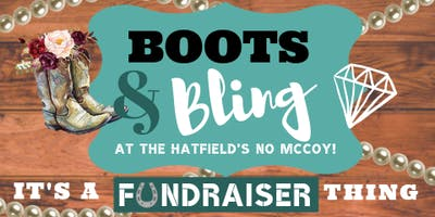 Boots and Bling: Fundraiser Benefit for The Sexual Assault Center