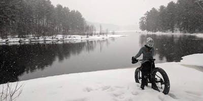 Women's Snowbiking & Yoga Retreat