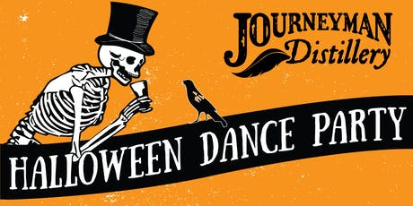 Journeyman Halloween Dance Party 2019 tickets