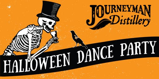 Journeyman Halloween Dance Party 2019
