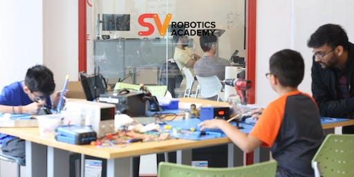 SV Robotics Academy Open House: Info Session