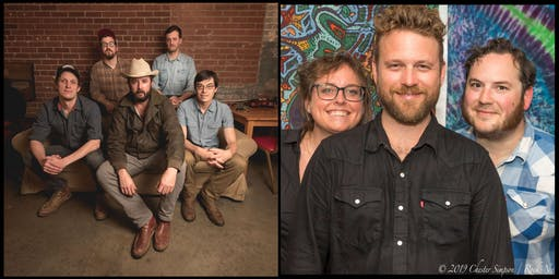 Town Mountain + Jon Stickley Trio