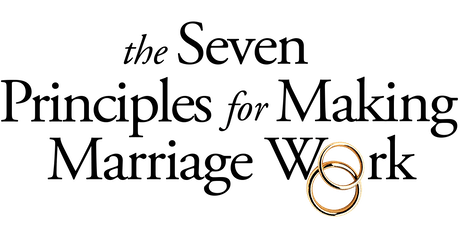 The Seven Principles for Making Marriage Work tickets