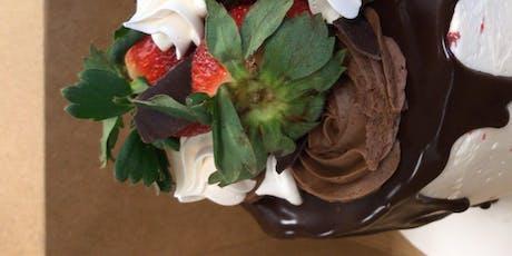 Valentines Day Drip Cake tickets