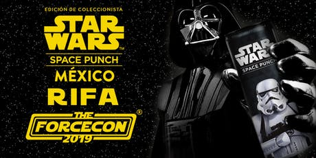 RIFA STAR WARS SPACE PUNCH entradas