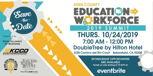 Education to Workforce Summit 2019