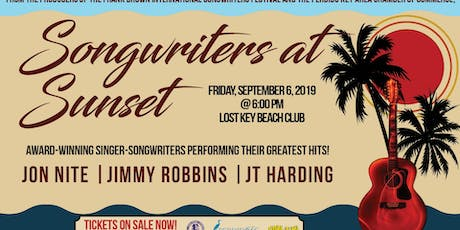 Songwriters @ Sunset tickets