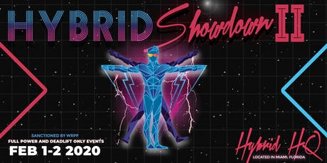 The Hybrid Showdown II tickets