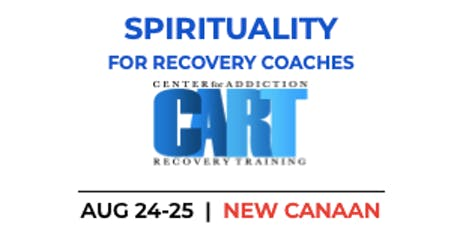 CCAR Spirituality for Recovery Coaches tickets