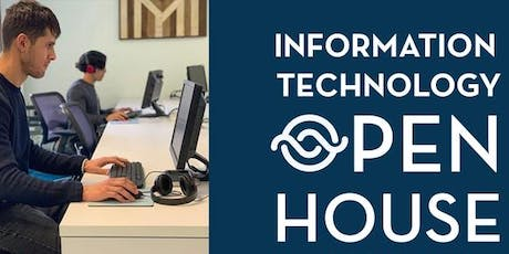 INFORMATION TECHNOLOGY OPEN HOUSE tickets