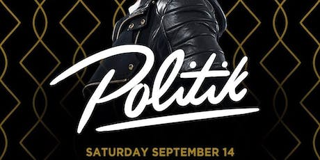 DJ Politik @ Noto Philly Sept 14 tickets