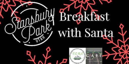 Stansbury Park's Breakfast with Santa