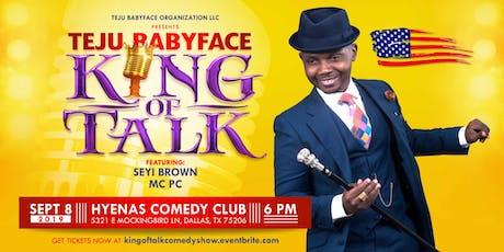 KING OF TALK tickets