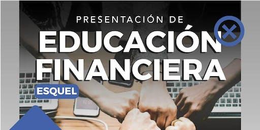 Capacitación de Educación Financiera