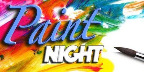 Fall Paint Night at Sliders Wallingford tickets