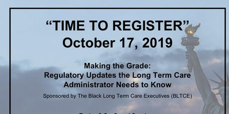 Making the Grade: Regulatory Updates the Long Term Care Administrator Needs to Know tickets