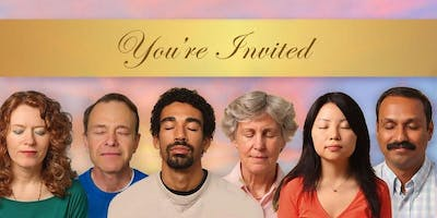 Global TM Group Meditation and Fall Celebration  Sunday, Sept. 22