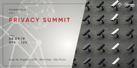 Privacy Summit ingressos