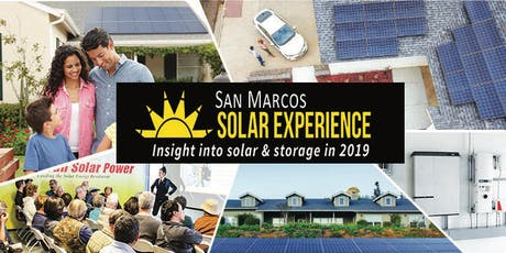 San Marcos Solar Experience tickets