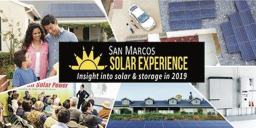 San Marcos Solar Experience