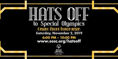 Hats Off to Special Olympics, Roaring 20's, and Casino Night